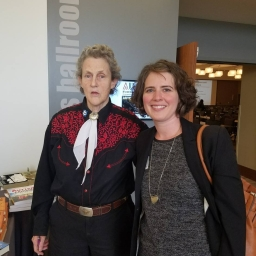 Champaign-Urbana Autism Network Confrerence Featuring Temple Grandin