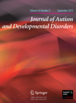 The Nature of Family Meals: A New Vision of Families of Children with Autism